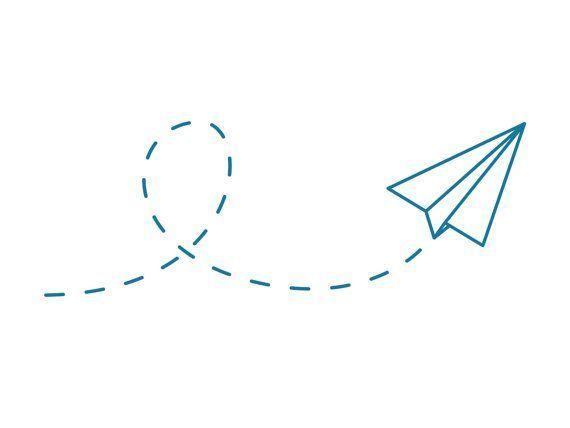 paper airplane tattoo tumblr.