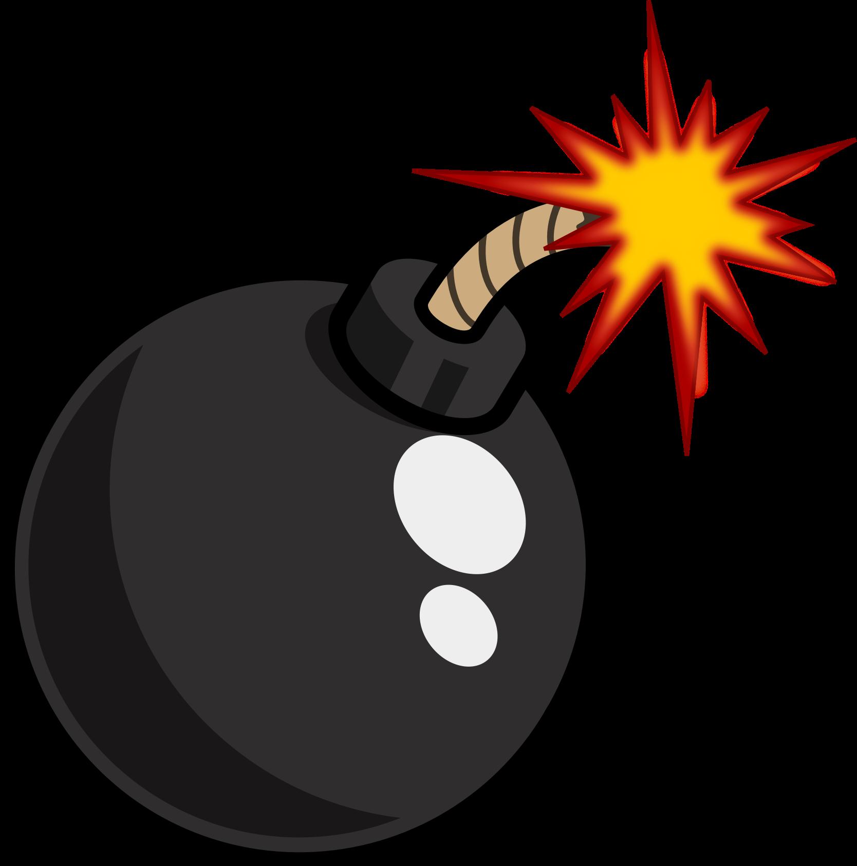 Bomb PNG.