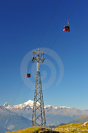 Passenger Ropeway Stock Photos, Images, & Pictures.