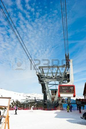 Aerial Passenger Tramway Stock Photos, Pictures, Royalty Free.