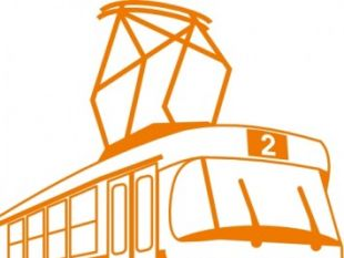 Aerial Tramway clip art.