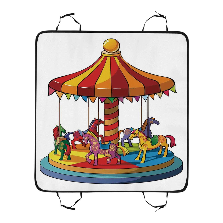 Amazon.com : Kids Utility Pet Car Seat, Cartoon Carousel.