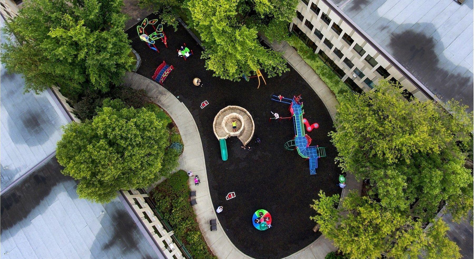 Custom Playgrounds.