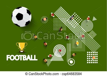 Vector Football.