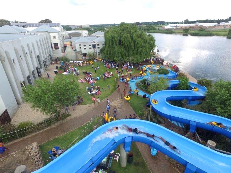 AquaZone Waterpark.