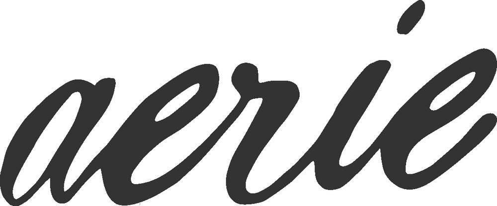 Aerie Logo.