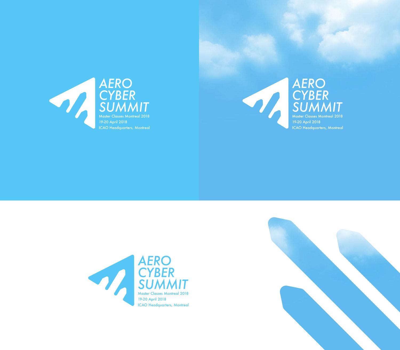 Serious, Professional, Aero Logo Design for AERO CYBER.