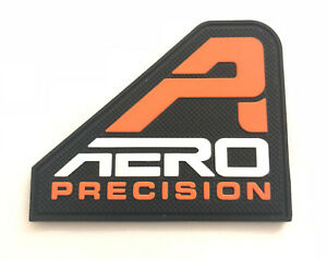 Details about AERO Precision moral patch hook side.