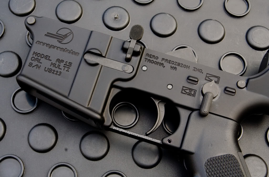 WTB: Original Aero Precision Lower Receiver (old logo.