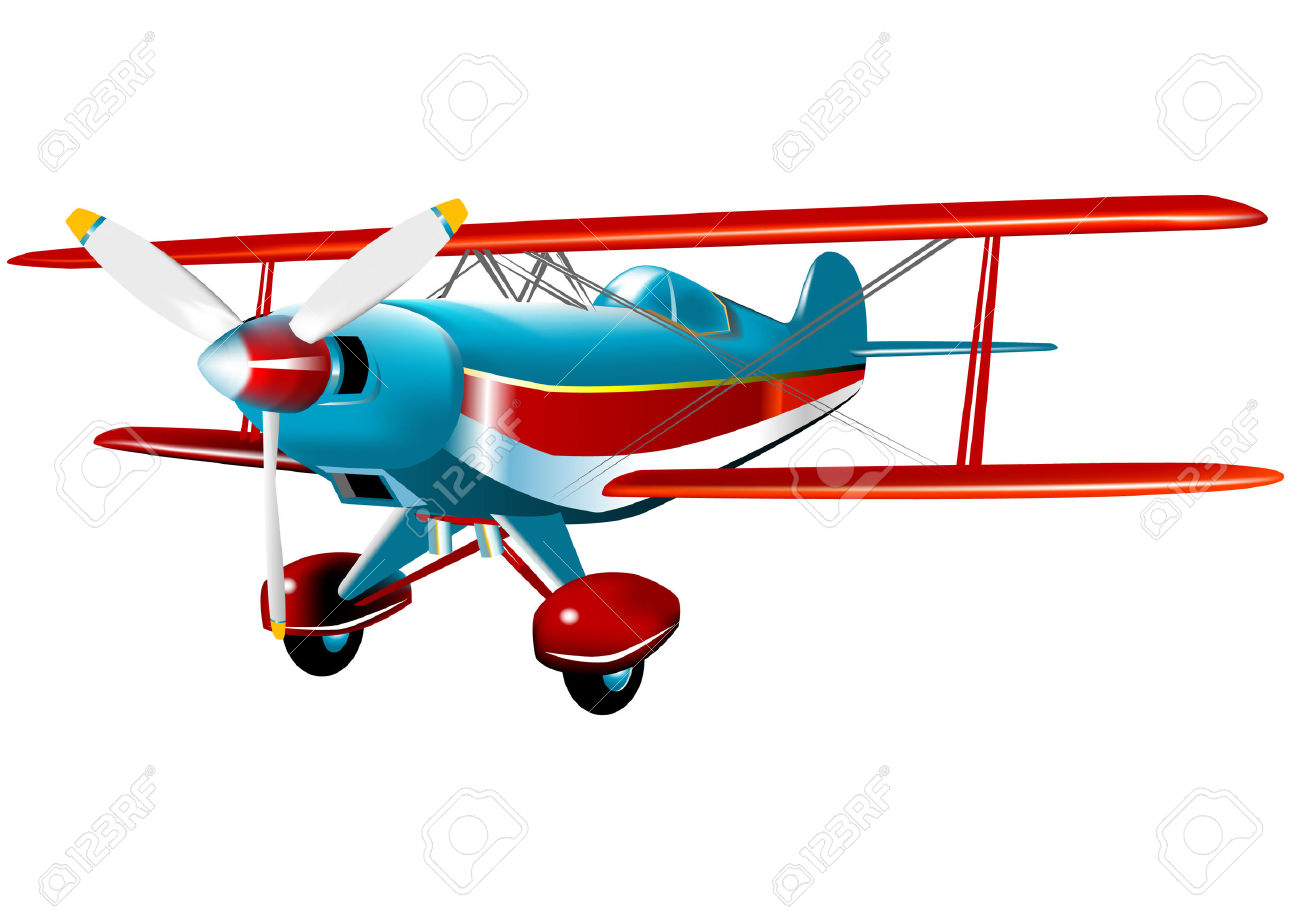 Aerobatic Aeroplane Royalty Free Cliparts, Vectors, And Stock.