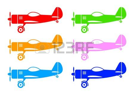 104 Aerobatic Plane Stock Vector Illustration And Royalty Free.