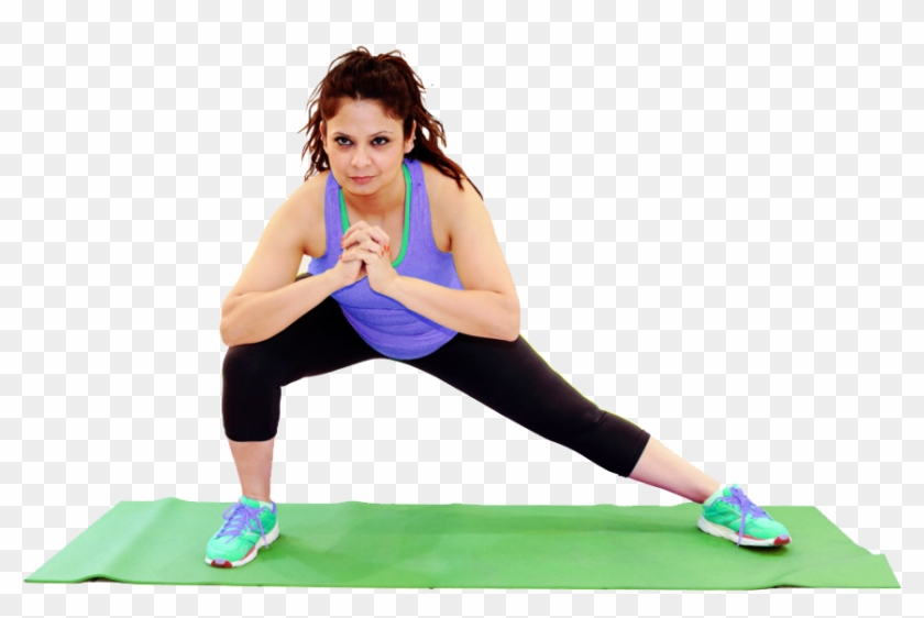 Aerobics Training.