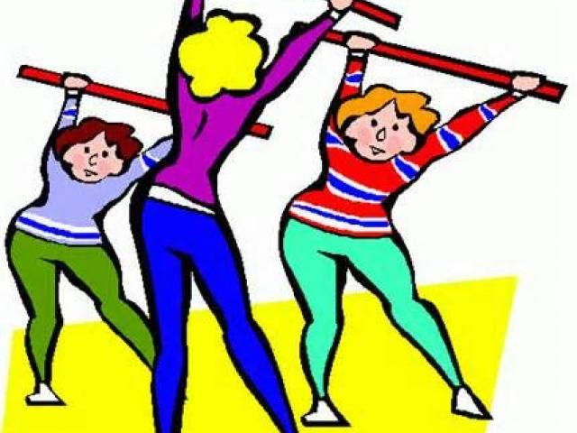 Free Aerobics Clipart, Download Free Clip Art on Owips.com.