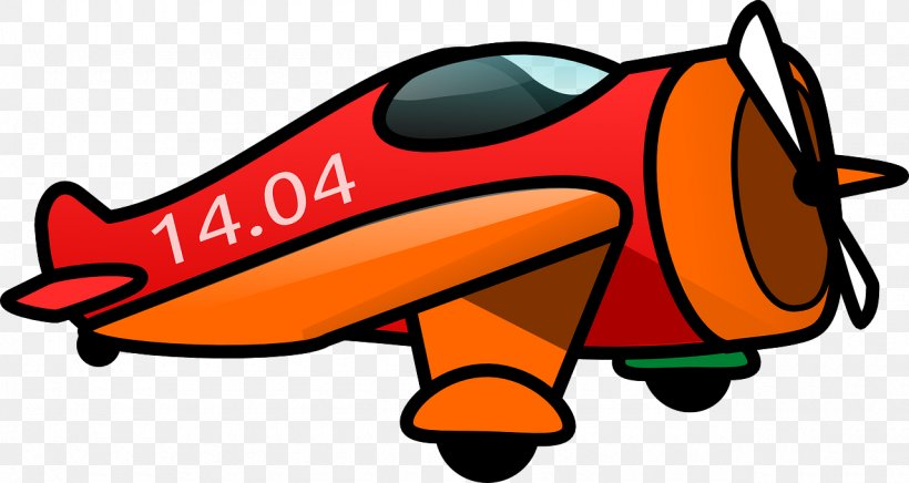 Airplane Cartoon Clip Art, PNG, 1280x682px, Airplane.