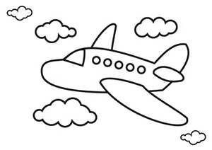aeroplane picture child.