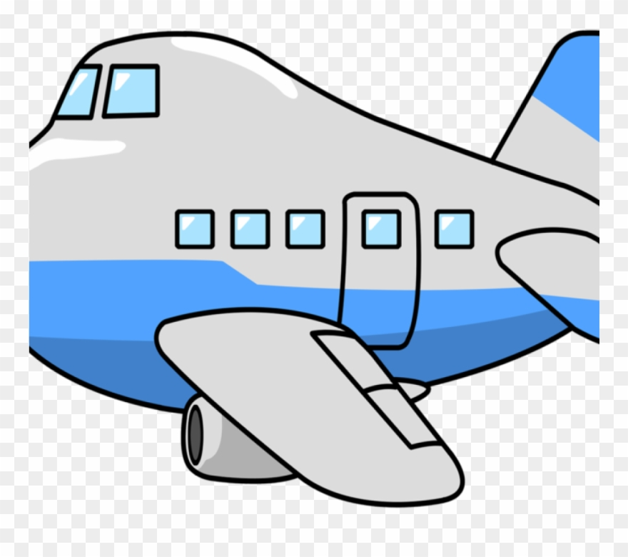 Download Airplane Clipart Free.