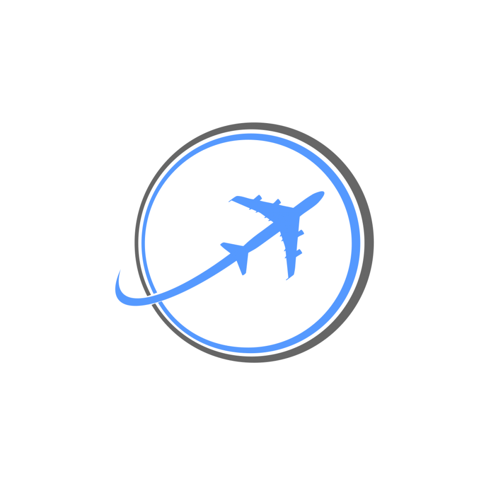 Clipart airplane logo, Clipart airplane logo Transparent.