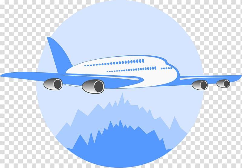 Airplane Flight Logo , space shuttle transparent background.