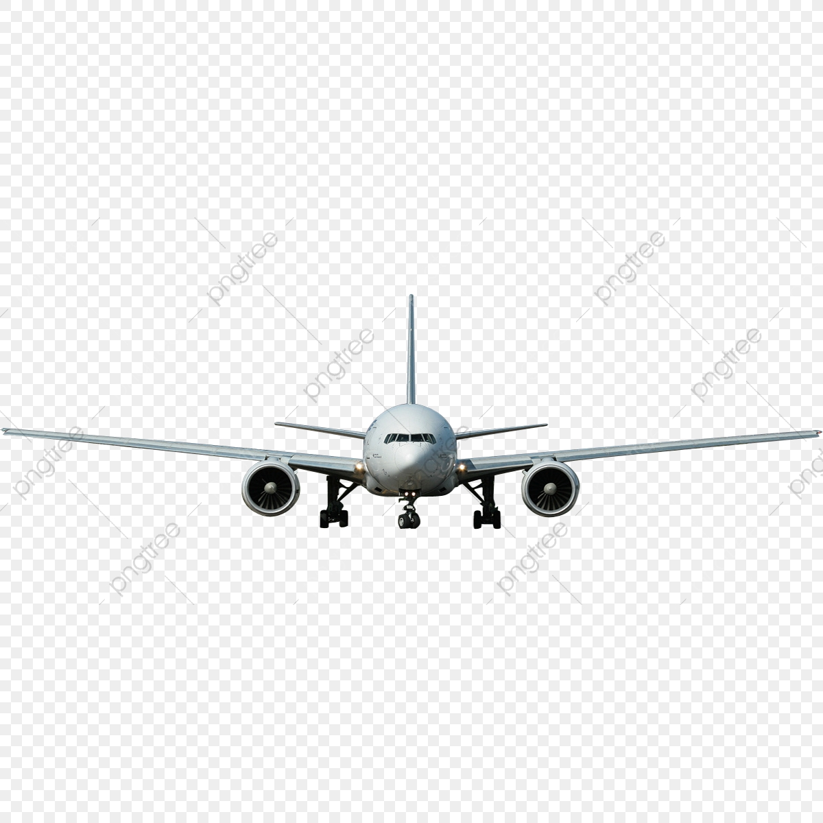 Plane Front, Png, Plane, Airplane PNG Transparent Clipart Image and.