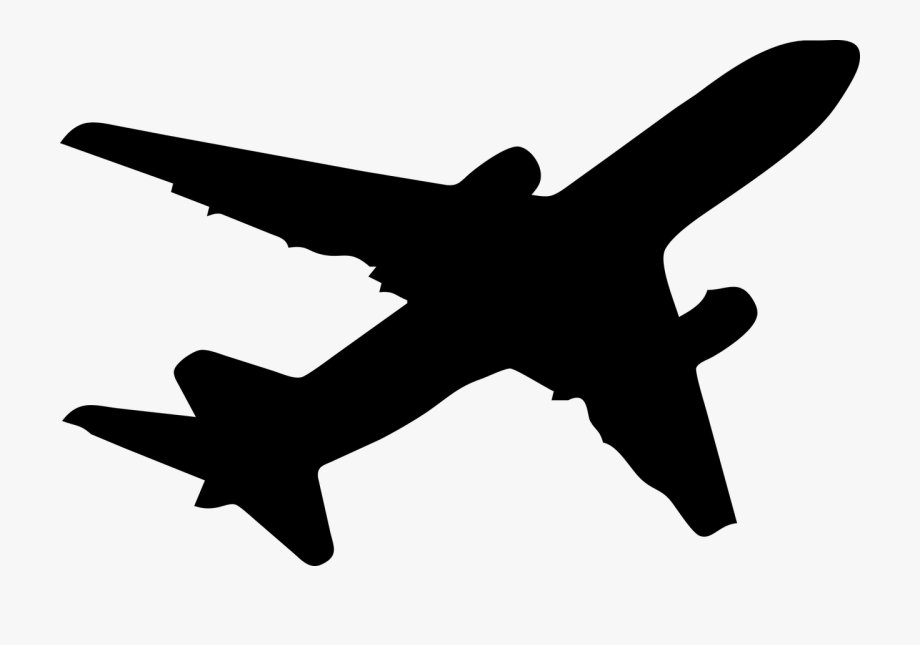 India Clipart Airplane.