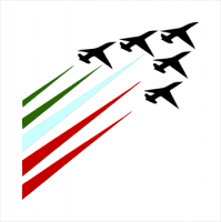 Free Airplanes Clipart.