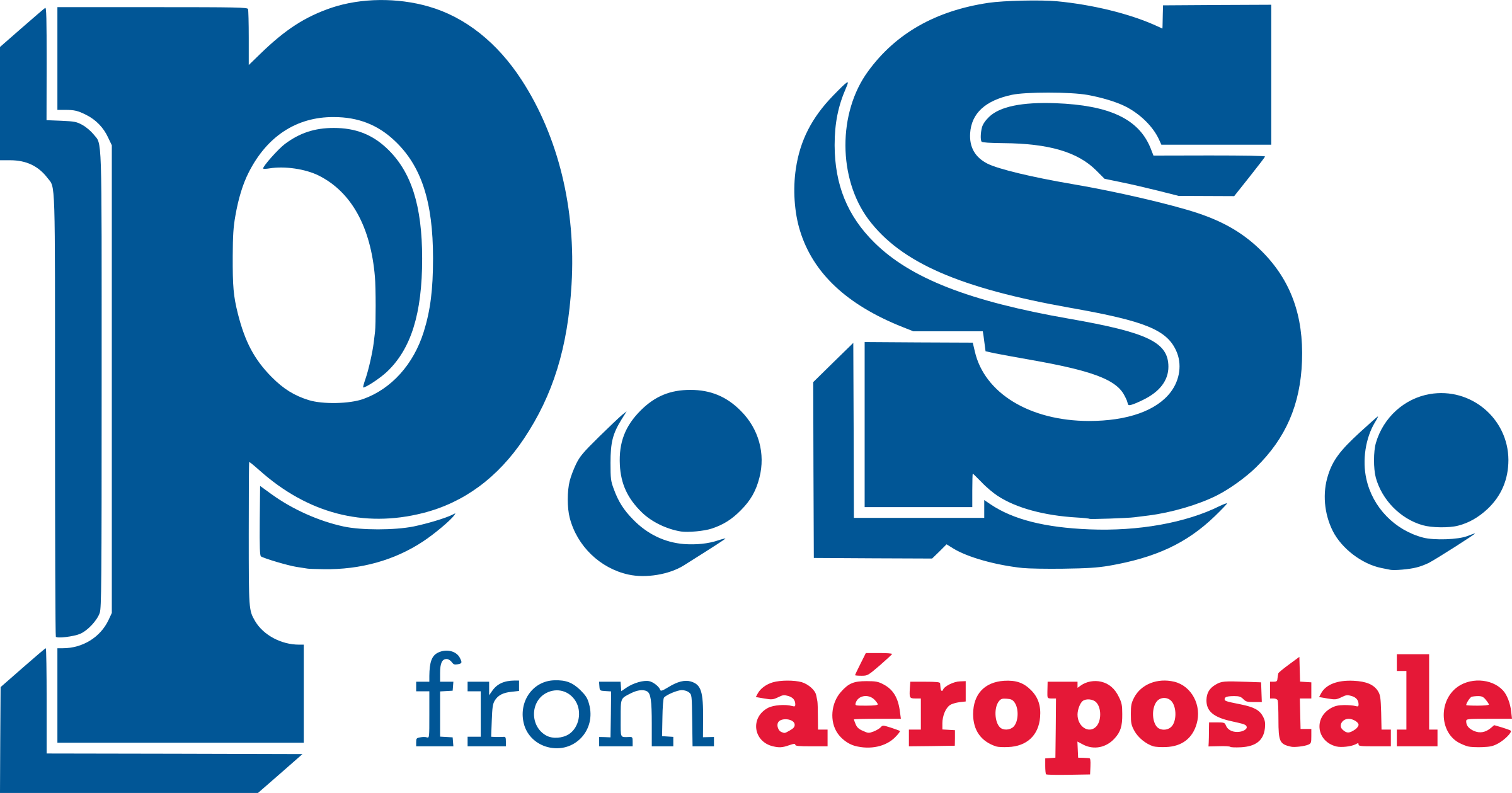 Ps Logo Png Transparent Ps From Aeropostale Logo.