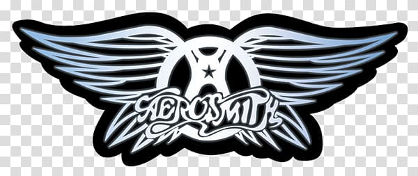 Aerosmith Logo Musical ensemble, others transparent.