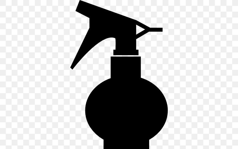 Spray Bottle Aerosol Spray Silhouette Clip Art, PNG.