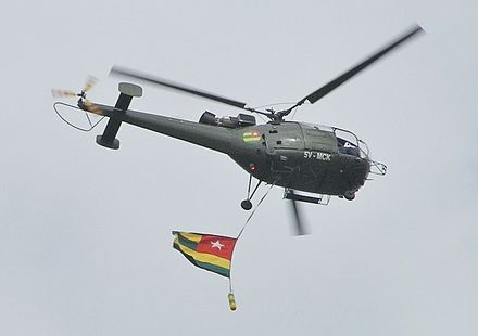 Togolese Armed Forces.