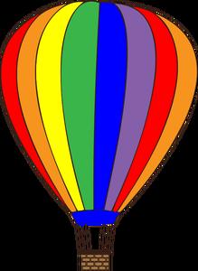 1014 hot air balloon clipart.
