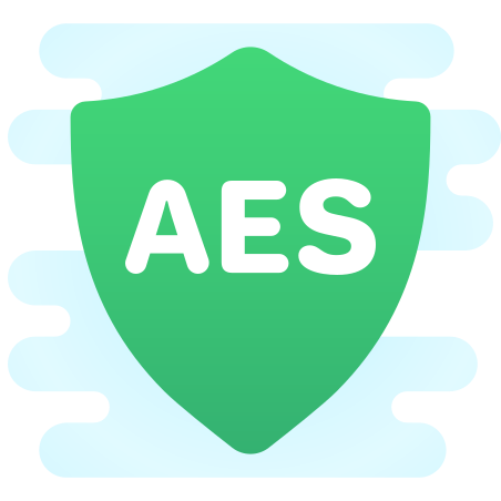 Security AES Icon.