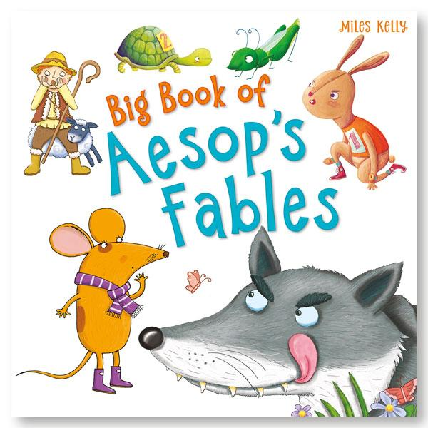 Big Book of Aesop\'s Fables.