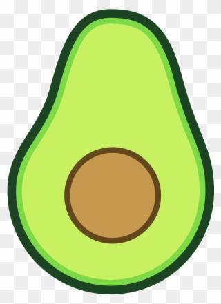 Free PNG Avocado Clip Art Download.