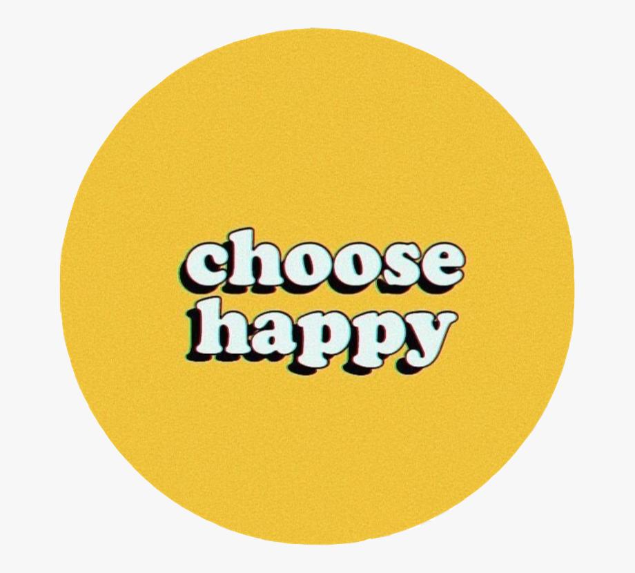 choosehappy #happy #behappy #positive #aesthetic #yellow.