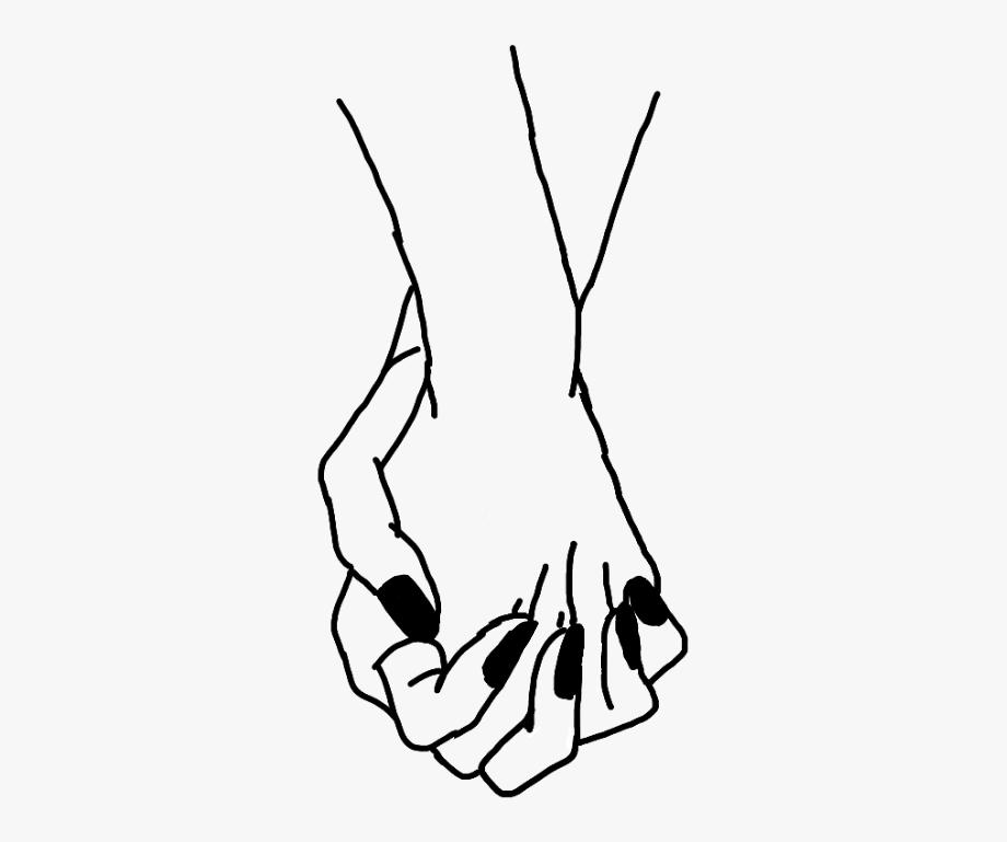 aesthetic #tumblr #black #hands #freetoedit.