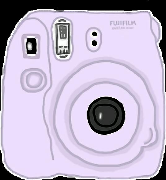 Tumblr Polariod Camera Clipart Polaroid Pictures Png.