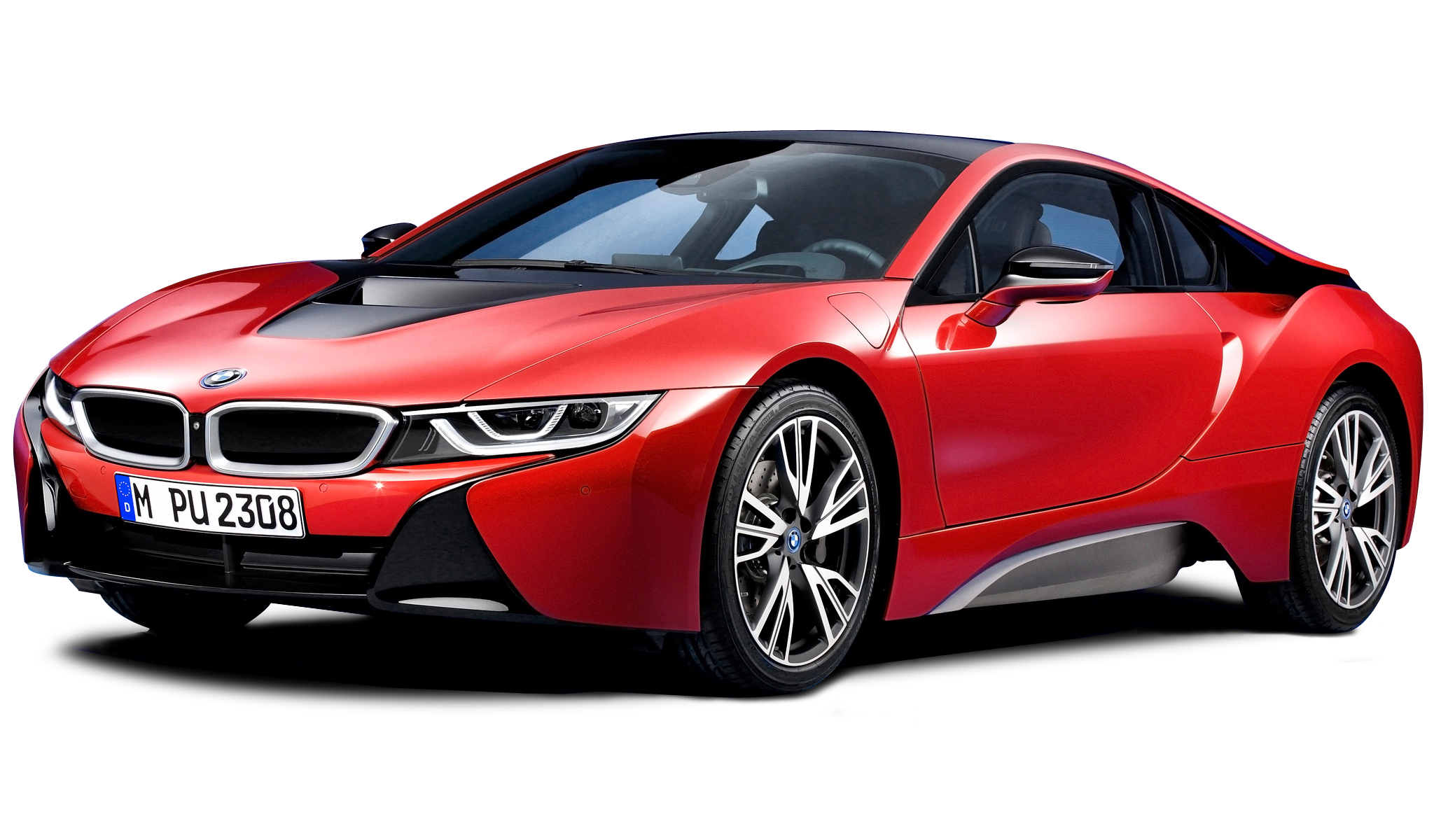 Car BMW i8 Clip art.