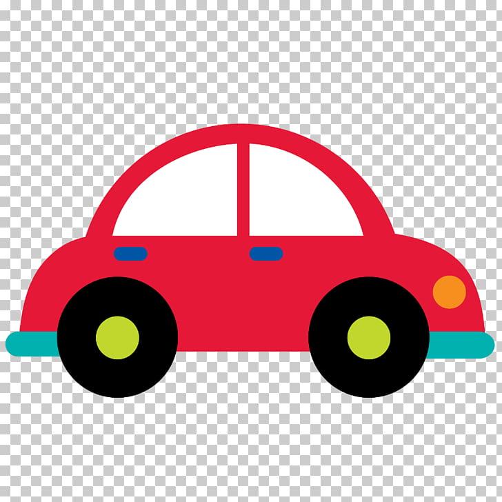 Car Transport , cartoon car, red car illustration PNG.