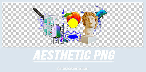 Aesthetic Clipart.