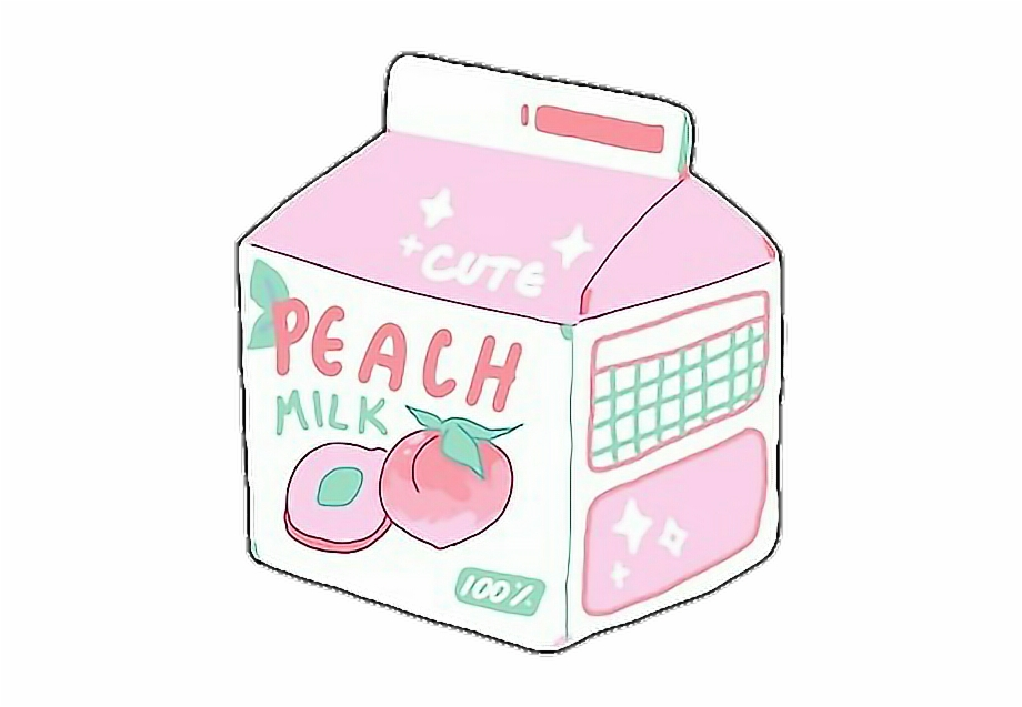 Aesthetic Clipart Cute Peach Tumblr Aesthetic Png.