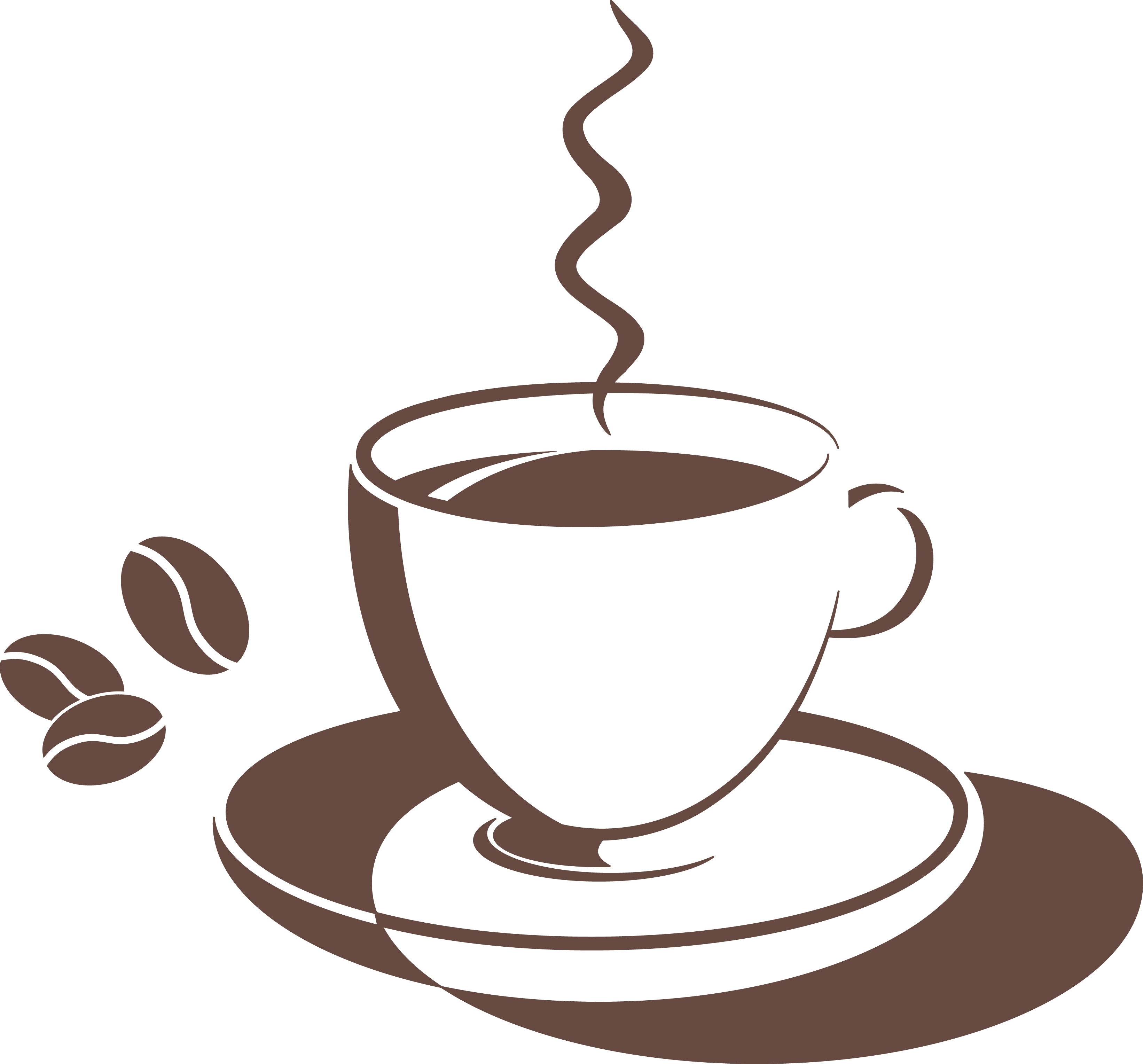 Aesthetic coffee clipart clipart images gallery for free.