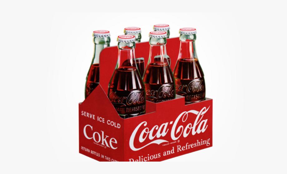Coca Cola Clipart Bottled Drink.