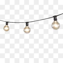 String Lights PNG.