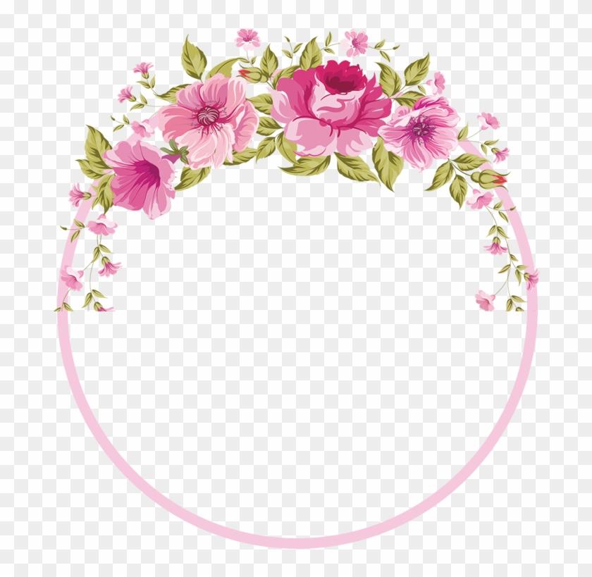 Border Flowers Rose Clip Art.