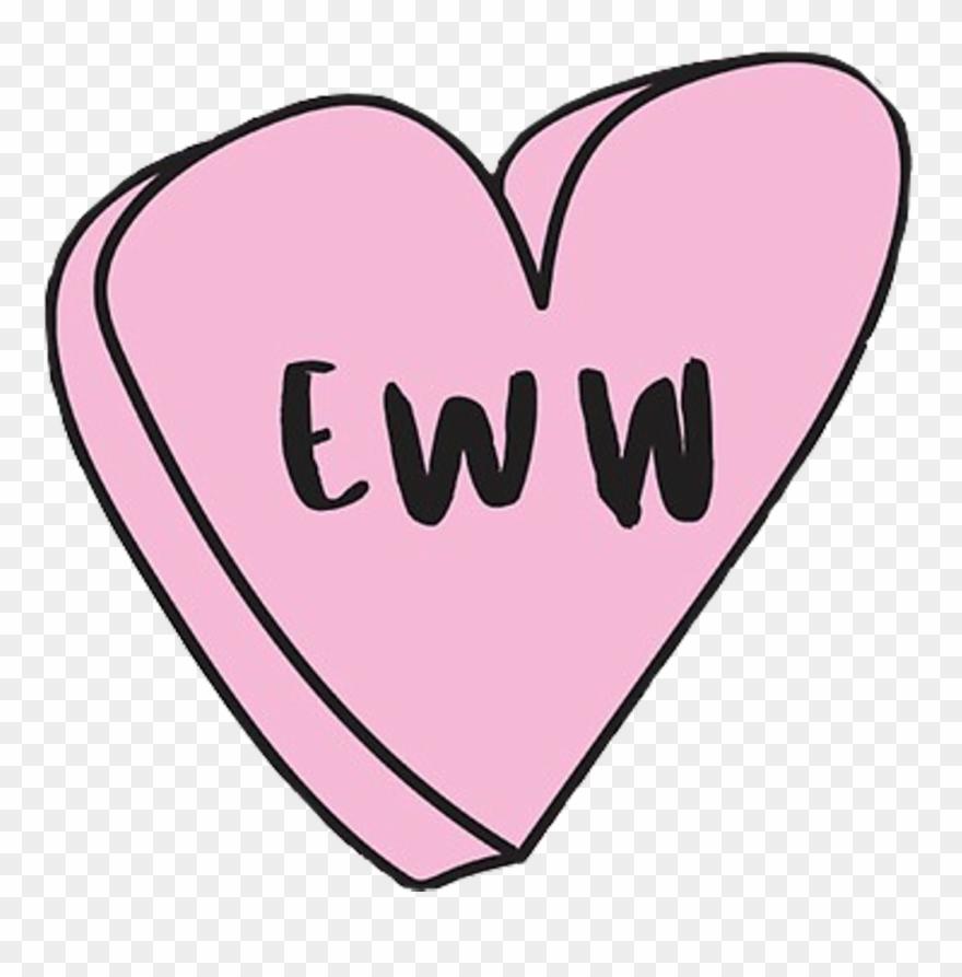 ew #eww #niche #heart #tumblr #aesthetic #cute #little.