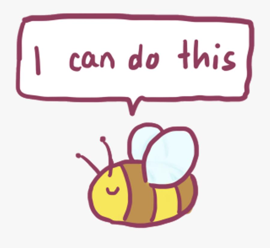 Bee Cutebee Cute Kawaii Icandothis Freetoedit.