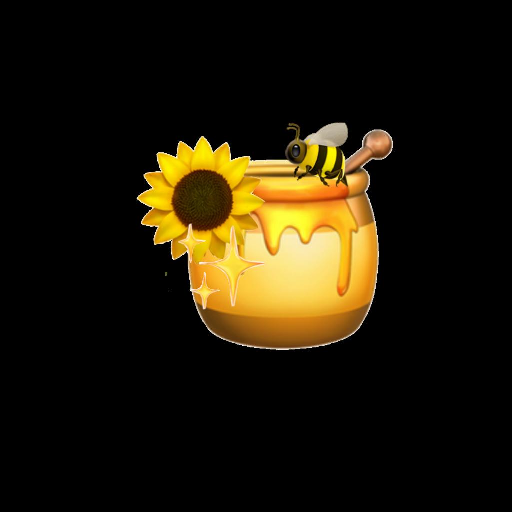 iconic aesthetic yellowemoji edit yellowaesthetic honey.