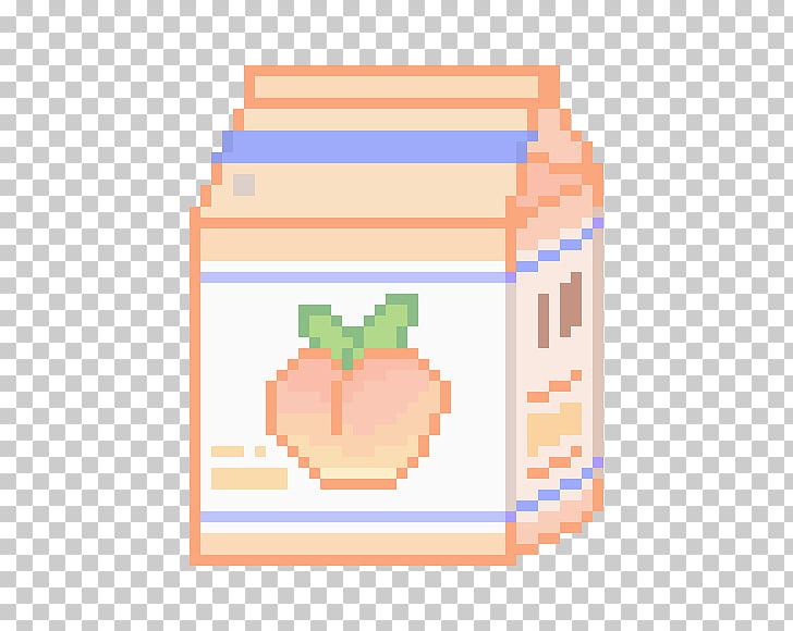 Milk Pastel Aesthetics, milk, peach.
