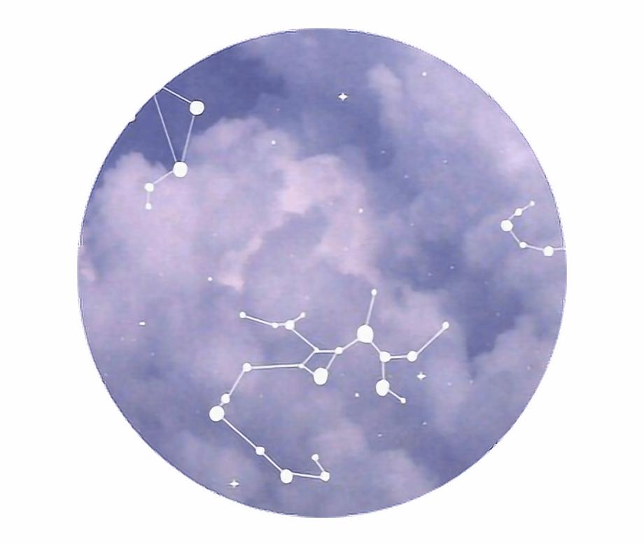 Tumblr Aesthetic Icon Iconic Icons Circle Polaroid Moon.