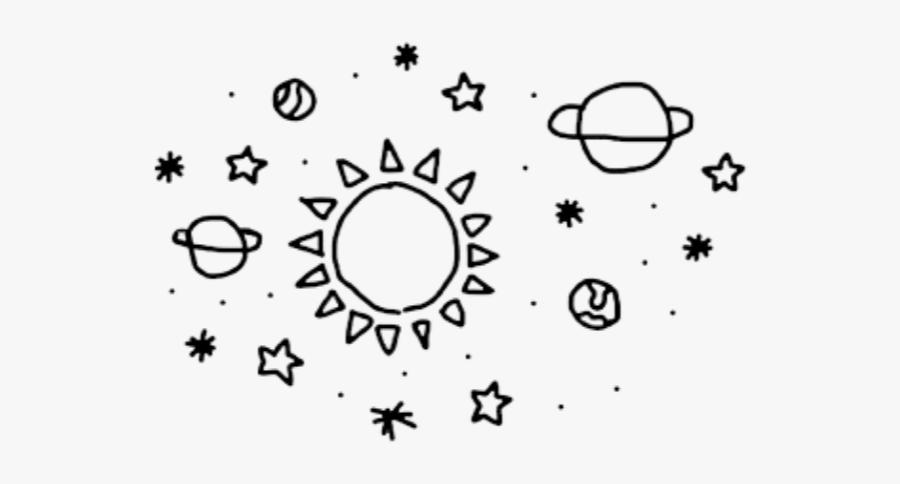 Planet Clipart Doodle Tumblr.